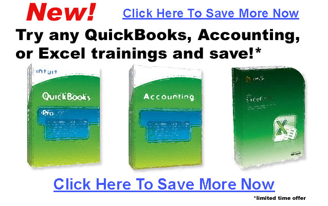 QuickBooks Classes Simplified.